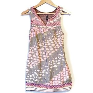 Free People Floral Dress Size 0